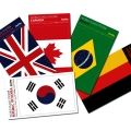 ���� ���� ��ƼĿ World Flags Sticker