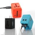 ���̳� JY-158 �ؿܿ���� ��Ƽ �ƴ��� (2100mA/USB 2��Ʈ)