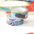 kamito masking tape-Postage labels