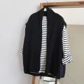 knit shawl vest