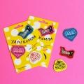 yayoi kusama magnetic bookmark set-YK-BM1
