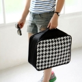 WEEKADE Air Cube Bag SET-Houndstooth Black