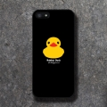 'ATTIYOUNS' RUBBER DUCK06 BLACK CASE