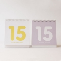 TABLE CALENDAR 2015 LARGE