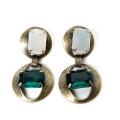 Tango Verde Earring