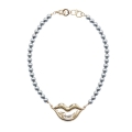 [�۸����س��]Awesome lip necklace