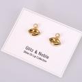 [�۸����س��]Double lip earring