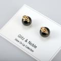 [�۸����س��]Lip and Ball earring
