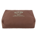 [monchouchou] Classic Linen Cushion_Brown
