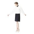 Jeogori Cury Sleeve Jacket (White)