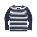 Close Stripe Knit Tee