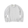 Chunky Neckline Sweatshirts
