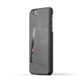 Leather Wallet Case 80�� for iPhone 6 Plus - Gray