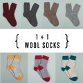 [1+1/����� ��縻]Yammy and Warm Wool Sock
