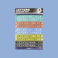 LETTERS STICKER SET