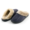 [MOG.AUS] Modern Knit fur Slipper 009