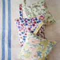 LIBERTY Handmade Sachet (1set:3prints)