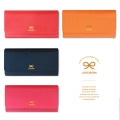 ribbon snap L. wallet