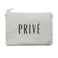 Prive Zipper Pouch �����̺� ���� �Ŀ�ġ