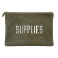 Supplies Zipper Pouch ���ö����� ���� �Ŀ�ġ