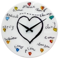 NEXTIME 8030 Loving_you wall clock