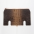 MULTI FACED BAG - FLAP (croco brown)