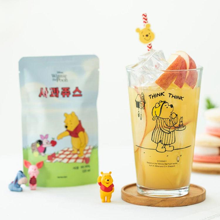 [Disney] 곰돌이 푸 유리컵