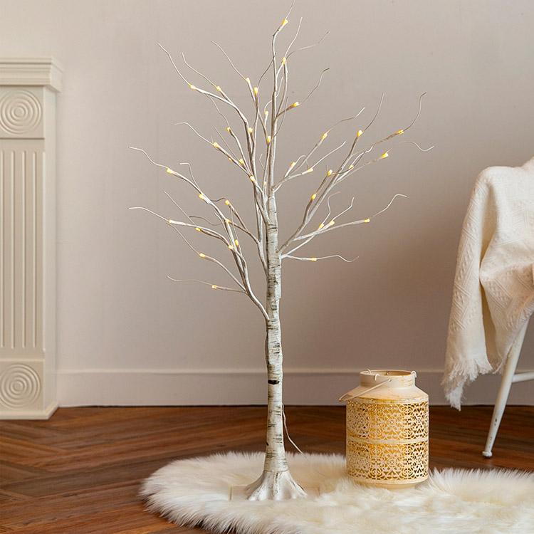 빛나는 Led  자작나무 대형 트리
