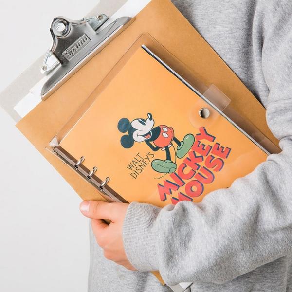[디즈니] 빈티지 포스터 메모리북 (A5)(6공 다이어리)