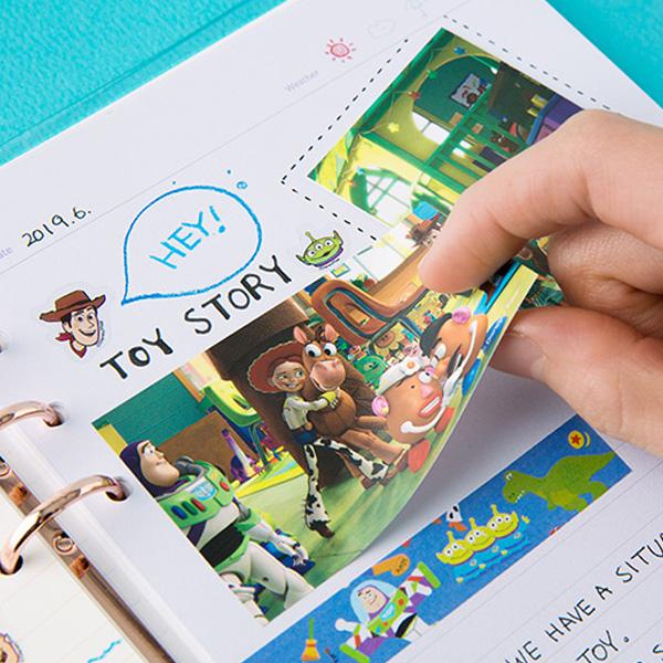 [디즈니] 토이스토리3 스티커 세트