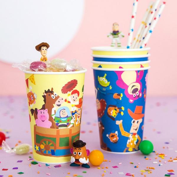 연말 파티 필수품! 디즈니 컵 & 티백