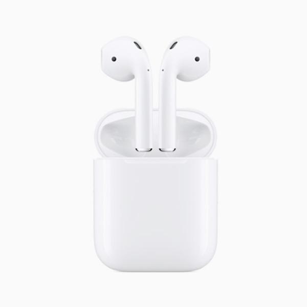 애플 에어팟 2세대 AirPods 유선 충전 모델 MV7N2KH/A