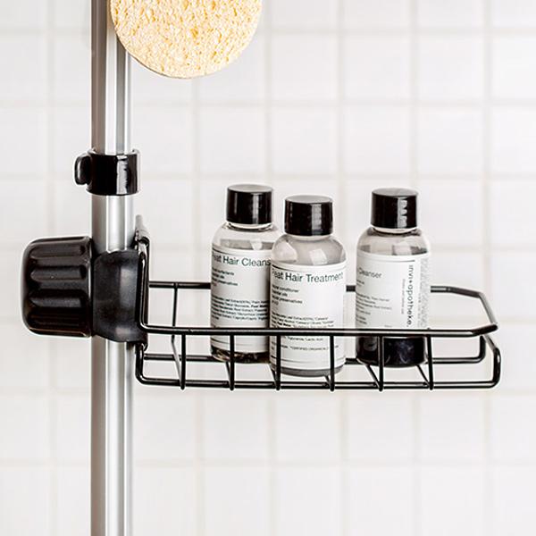 [리빙프로젝트] 욕실 수납걸이