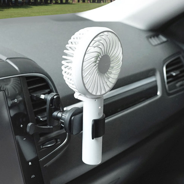프롬비 사일런트 스톰 저소음 차량용 선풍기 멀티 자동_(1729368)