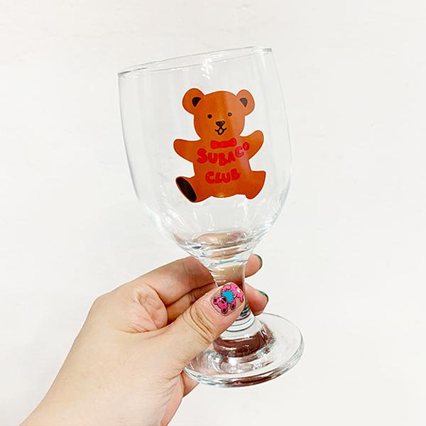 곰돌이랑 주스 한 잔?