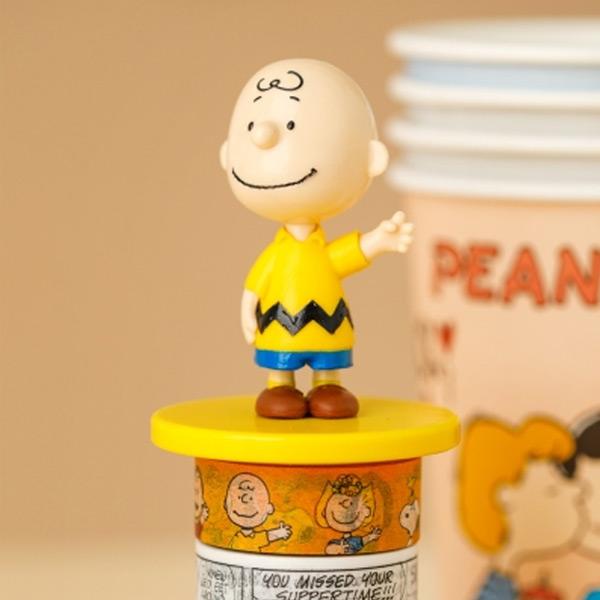 [Peanuts] 마스킹테이프&홀더 세트