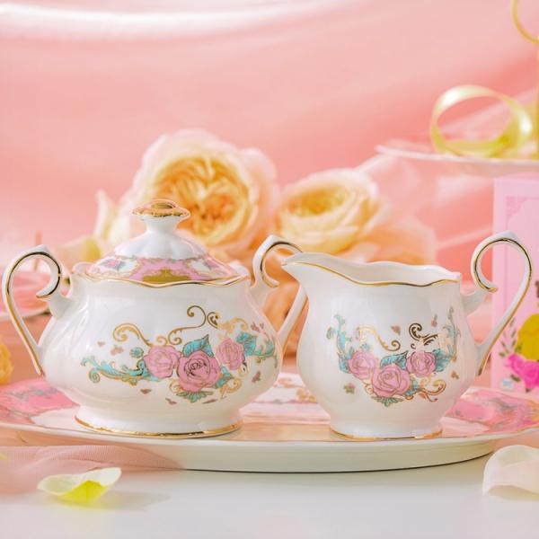 여유롭게 차 한잔~ 티팟 세트