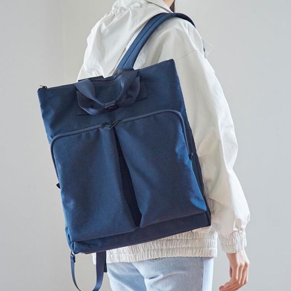 세 가지로 활용 가능한 가벼운 가방