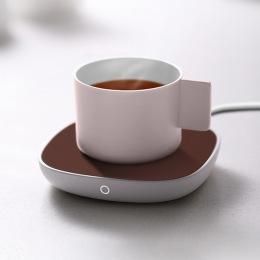 오랫동안 따뜻하게 마셔요, 온열 컵 받침