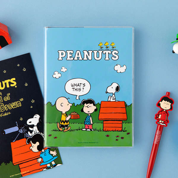 [Peanuts] 프렌즈 다이어리