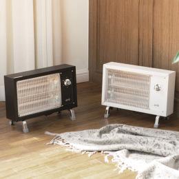 후끈함에 레트로 감성을 더한 전기 히터