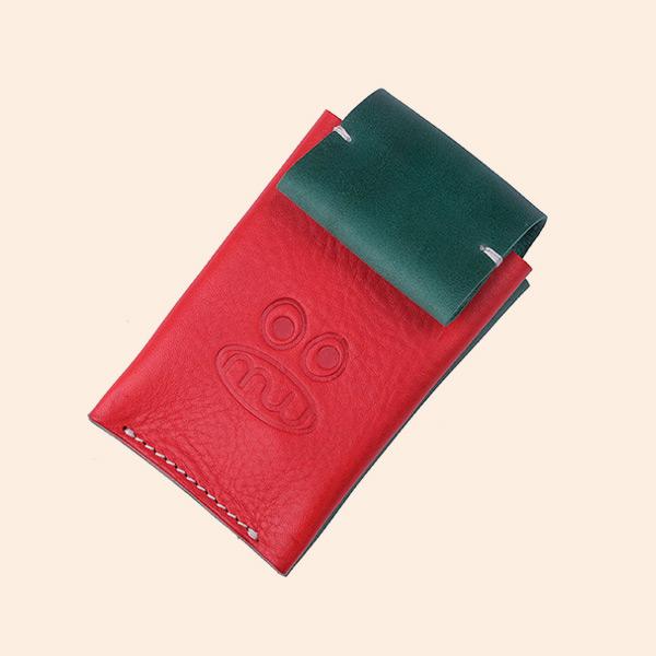 Seromi wallet - red