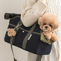 반려인과 반려동물 모두를 고려한 이동 가방