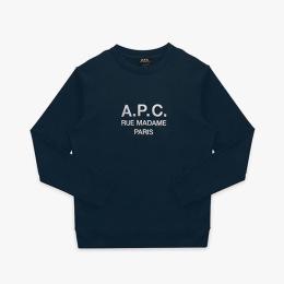 깔끔하게 지금 입기 좋은, A.P.C. 맨투맨