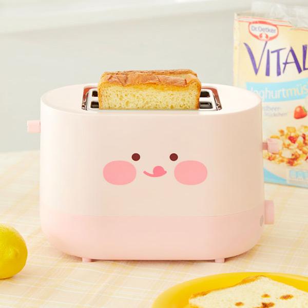 피치피치 토스터기