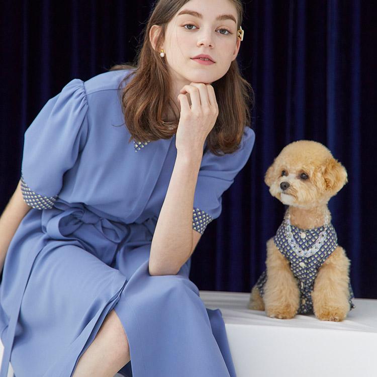 므에르시앙 • 나 그리고 강아지