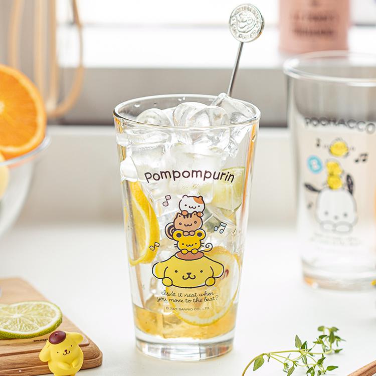 더 맛있고 시원하게 ! 산리오유리컵 런칭 !